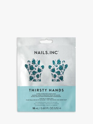 Nails Inc Thirsty Hands Super Hydrating Hand Mask, 18ml