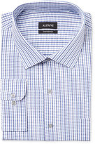 Alfani Men's Big & Tall Classic-Fit Performance Tattersall Dress Shirt, Only at Macy's