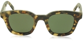Celine SACHA CL 41376/S Acetate Square Frame Women's Sunglasses