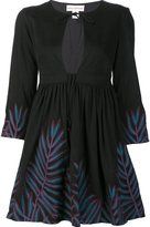 Mara Hoffman embroidered skater dress