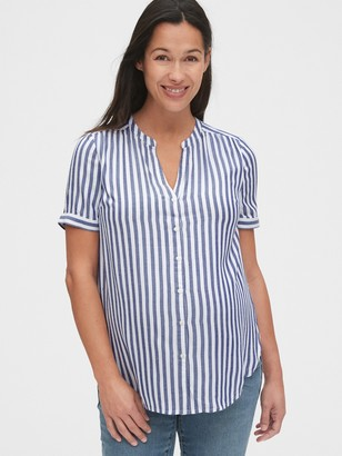 Gap Maternity Button-Down Shirt
