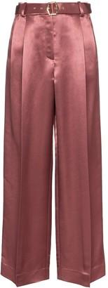 Sies Marjan Blanche Satin Trousers