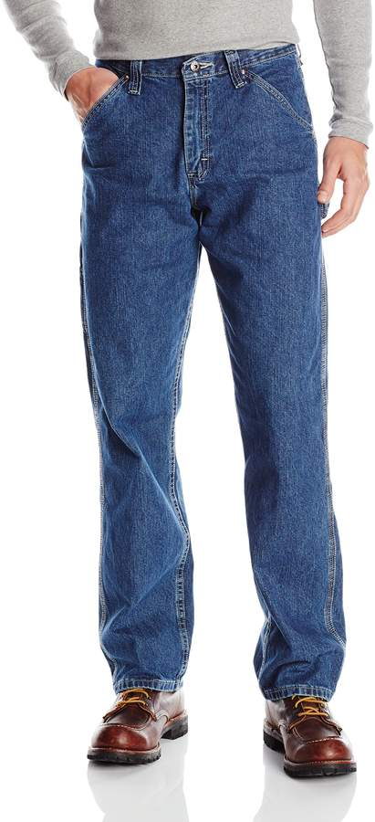 Lee Mens Dungarees Carpenter Jean