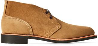 Ralph Lauren Roughout Suede Boot