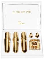 Christian Dior L'Or De Vie La Cure Vintage 2015 Coffret