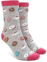 Forever 21 Donut Crew Socks