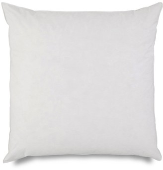 Martex 26-inch Euro Square Feather Pillow Insert