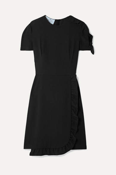 4c09eb5fea1 Prada Black Dresses - ShopStyle