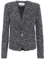 Etoile Isabel Marant Isabel Marant, Étoile Orson cotton-blend tweed jacket
