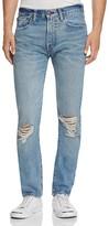 Levi's LEVI'S 505C Slim Straight Jeans in Dark Blue