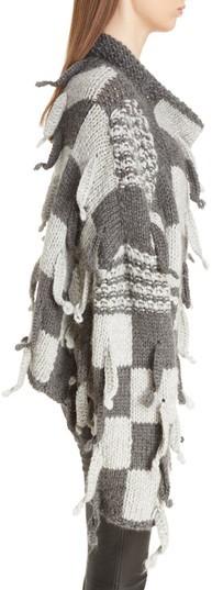 Loewe Women's Chunky Knit Wool & Alpaca Sweater