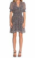 Shoshanna Women's Smocked and Loose Fit