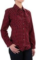 Woolrich Edgewood Flannel Shirt - Long Sleeve (For Women)
