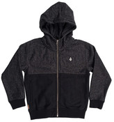 Volcom Static Stone Zip Hoodie (Toddler & Little Boys)