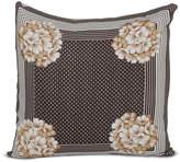 "Ralph Lauren Vintage Scarf 34"" Pillow"