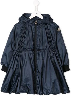 Moncler Enfant Bene hooded raincoat