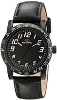 Seapro Women's SP5214 Bold Analog Display Quartz Black Watch
