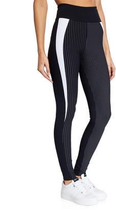 NO KA 'OI No Ka Oi Gentle Striped Leggings