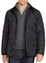 Polo Ralph Lauren Big and Tall Diamond-Quilted Jacket