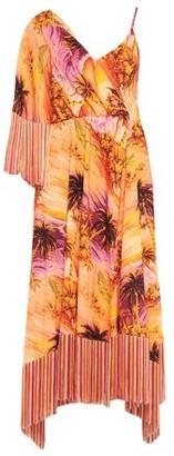 MSGM 3/4 length dress