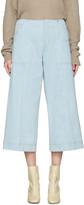 Acne Studios Blue Texel Trousers