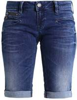 Freeman T. Porter BELIXA Denim shorts flexy indigo