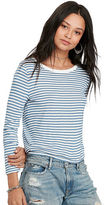 Denim & Supply Ralph Lauren Striped Crewneck Tee