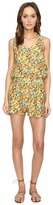 Stella McCartney Iconic Prints All-In-One Romper Cover-Up Women's Jumpsuit & Rompers One Piece