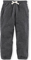 Ralph Lauren Little Boys' Fleece Pants