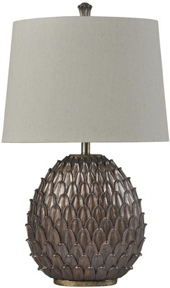 Stylecraft Surrey Bronze Table Lamp