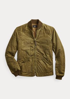 Ralph Lauren Waxed Cotton Liner Jacket