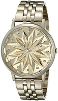 Fossil Women's ES3917 Vintage Muse Champagne Stainless Steel Watch