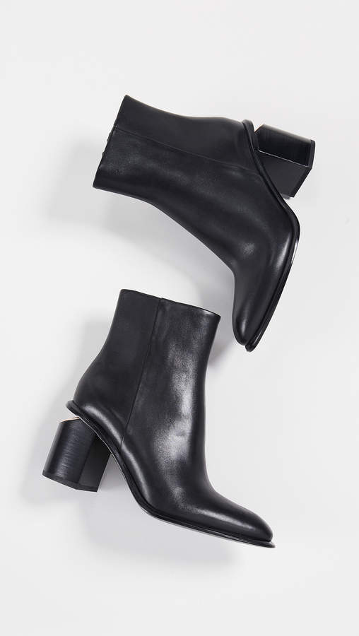 f46d95b61bb0 Alexander Wang Stacked Heel Boots For Women - ShopStyle Canada