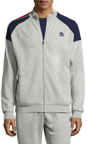 Kappa Sam Track Cotton Jacket