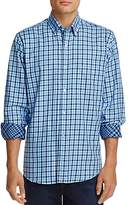 Tailorbyrd Benton Plaid Button-Down Regular Fit Shirt