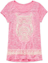 Miss Chievous Miss Chevious Short-Sleeve Graphic Tee - Girls 7-16