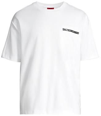 HUGO BOSS Dalzo Zip-Pocket T-Shirt