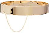 Eddie Borgo Safety Chain Gold-plated Choker