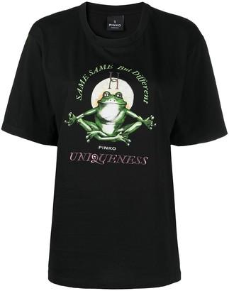Pinko graphic print T-shirt