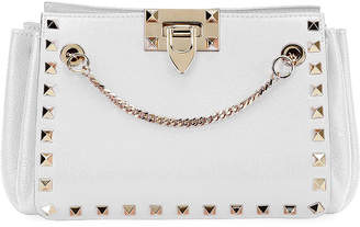 Valentino Garavani Rockstud Mini Chain Shoulder Bag