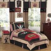 JoJo Designs Sweet Pirate Treasure Cove 3-Piece Queen Bedding Set