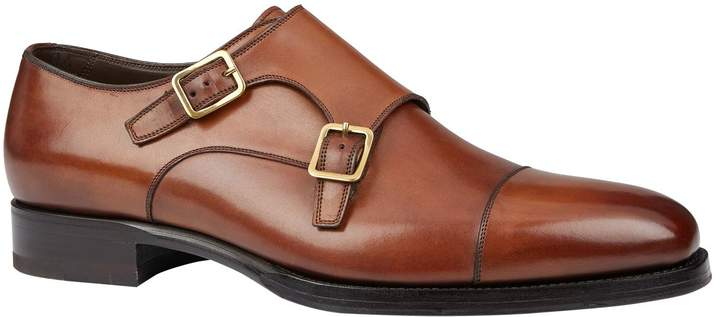 Tom Ford Double Monkstrap Wessex Loafers
