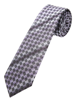Oxford Silk Tie Checks
