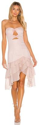 Majorelle Emelia Midi Dress
