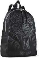 John Varvatos Men's Tiger Print Backpack - Black