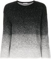 Stefano Mortari speckled sweater