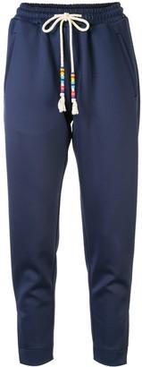 Mira Mikati Split Hem Trousers