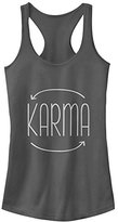 Fifth Sun Juniors Peaceful Warrior Recycled Karma Graphic Tee