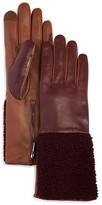 Echo Shearling Sheepskin Tech Gloves