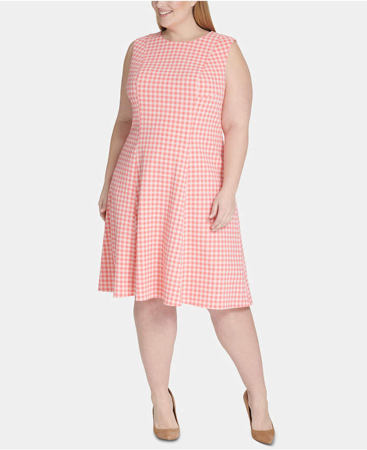 Plus Size Coral Dresses - ShopStyle